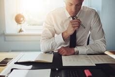 الأخصائي المعتمد في تحليل الأعمال