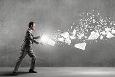 مراقبة المستندات وإدارة السجلات