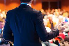 إدارة الفعاليات والمؤتمرات