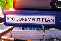 التخطيط للمشتريات وإدارة المناقصات