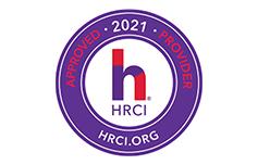 معهد شهادة الموارد البشرية (HRCI)