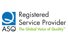 Training Courses in American Society for Quality (ASQ)