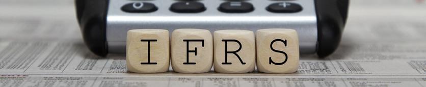 المعايير الدولية لإعداد التقارير المالية (IFRS) وتعديلات 2018  دورات تدريبية في