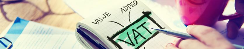 القواعد المحاسبة لضريبة القيمة المضافة  دورات تدريبية في