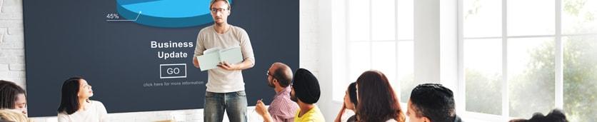 بناء وتقديم حالة عمل ناجحة (مصدّق من IIBA)  دورات تدريبية في دبي