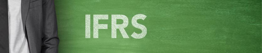 شهادة في المعايير الدولية لإعداد التقارير المالية (IFRS) المتقدّمة  دورات تدريبية في دبي