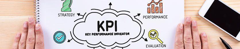 شهادة في مؤشرات الأداء الرئيسة (KPIs)  دورات تدريبية في دبي