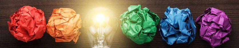 التفكير الإبداعي وتقنيات الابتكار  دورات تدريبية في دبي