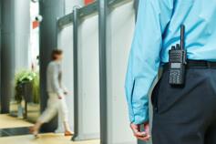 إدارة الأمن المادي ومراقبة الدخول - التعلّم الافتراضي