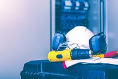 إدارة وصيانة خدمات المباني