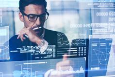 تحليلات البيانات للمدراء - التعلّم الافتراضي