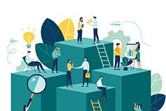 السيكولوجية المؤسسية والصناعية: تحفيز أداء الموظفين - التعلّم الافتراضي