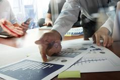 إعداد التقارير الإدارية لتقييم أداء الأعمال