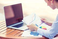 إعداد القوائم المالية والتقرير المالي السنوي