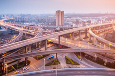 إدارة مشاريع البنية التحتية لوسائل النقل