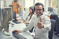 برنامج تطوير خدمة المتعاملين والمبيعات - التعلّم الافتراضي