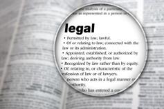 شهادة مؤسسة توليس في مهارات اللغة الإنجليزية القانونية