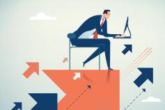 العمل والإدارة والقيادة من على البُعد - التعلّم الافتراضي