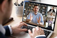 قيادة فرق العمل الافتراضية